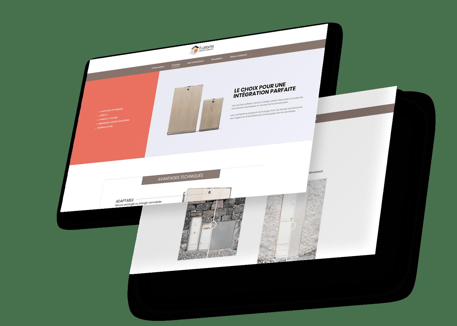 agence web design site wordpress lyon arkanite