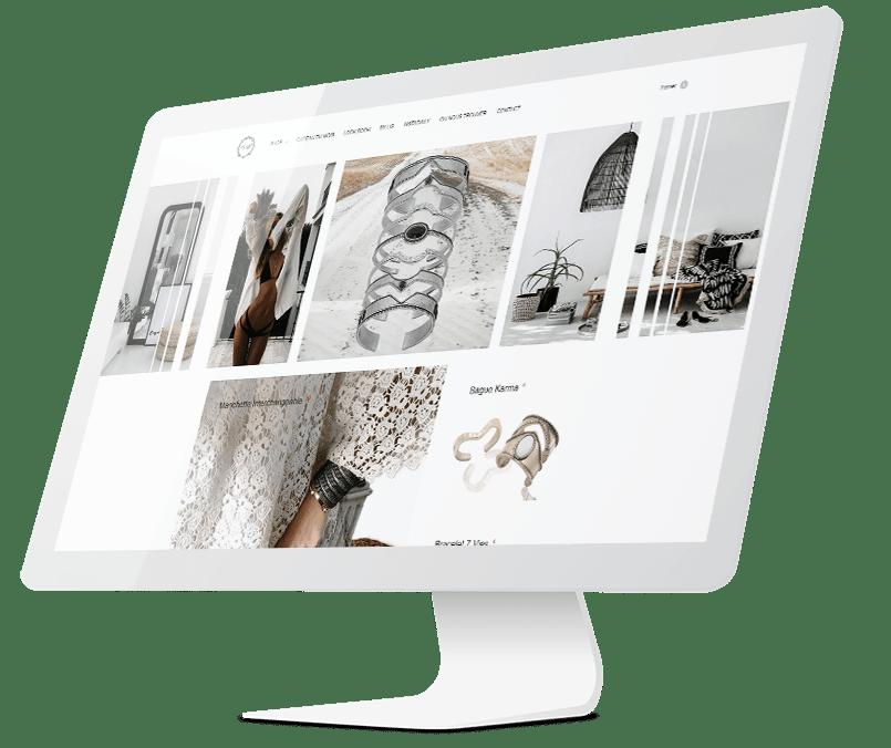 écran by lis site boutique wordpress agence web design lyon developpement application graphisme logo illustration ecommerce